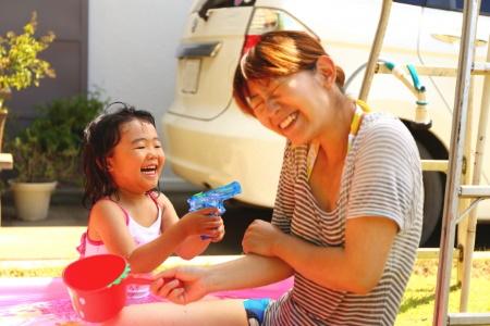 子どもとの関係作りは自分が楽しむことから