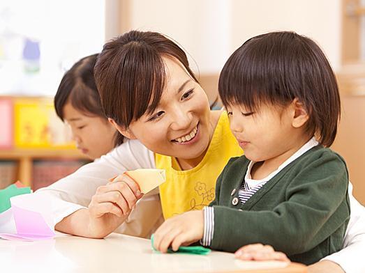 1才児クラスの副担任|大阪市浪速区|派遣のお仕事