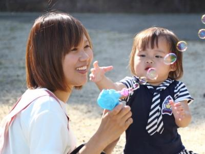 1歳児クラスの保育補助 大阪市城東区 派遣のお仕事