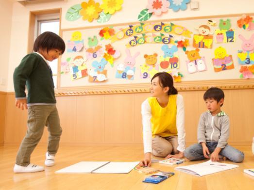 乳児クラスの副担任|生駒市|派遣のお仕事