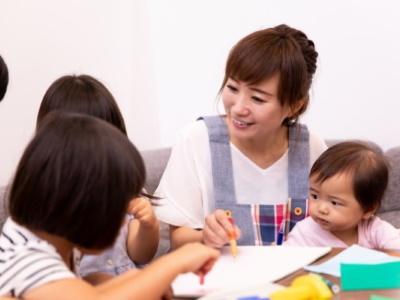 乳児クラス担任|京都市西京区|派遣のお仕事