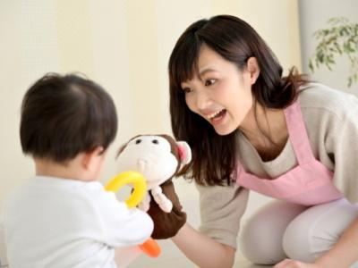 乳児の担任、または補助業務|大阪市都島区|派遣のお仕事