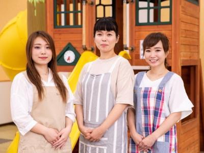 ソレイユナーサリー小松川|江戸川区*駅1分*定員23名|hn