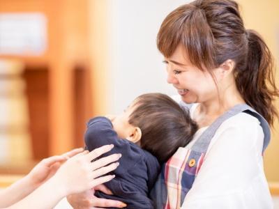 乳児or幼児の保育業務|吹田市|紹介予定派遣 のお仕事