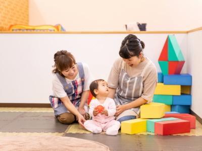 1才児の担任|大東市|派遣のお仕事