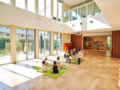 【新卒募集】東京都の認可保育園 株式会社コビーアンドアソシエ