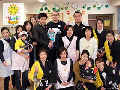 わんぱくSMILE保育園:東京都江戸川区松島*新小岩井駅