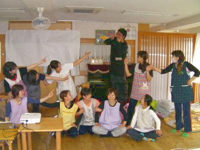 どんぐり山保育園:東京都練馬区*平和台駅徒歩5分!給食業務