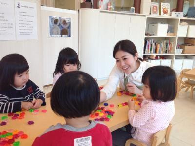 ポピンズナーサリースクール小机:神奈川県横浜市*看護業務