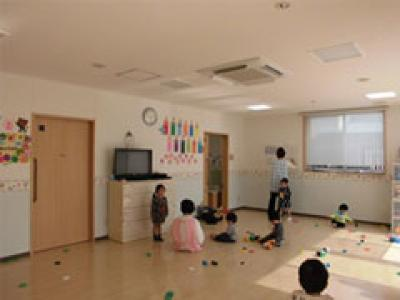 柏厚生総合病院さくらんぼ保育室:千葉県柏市篠籠田*時間相談可