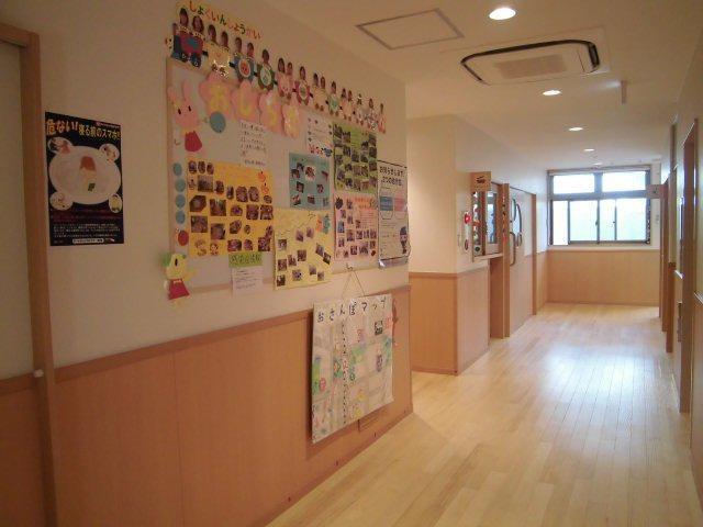 京都市立病院 青いとり保育園:京都市中京区*給食作り