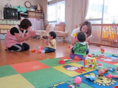 奥戸保育園:東京都葛飾区*看護業務・週5日