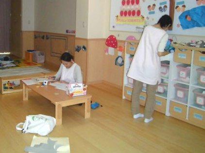 徳山中央病院の院内保育:山口県周南市*中途採用