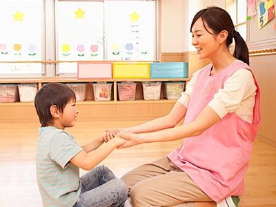 サン・キッズ平塚ステーション:神奈川県平塚市*男女職員活躍中