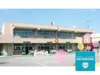 西新井聖華保育園:東京都足立区*大師前駅徒歩7分・扶養内可