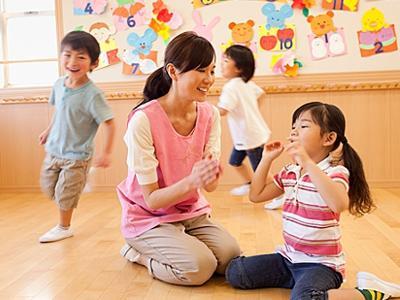 新郷保育所:埼玉県川口市東本郷|産休・育児休暇実績あり