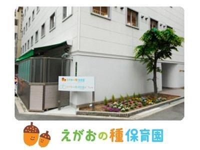 えがおの種保育園(企業主導型保育所)|大阪市北区*小規模保育