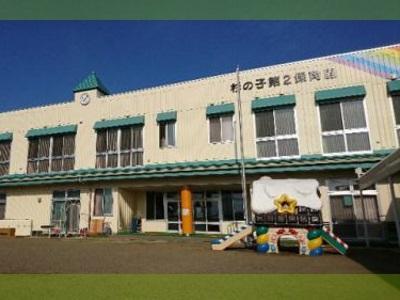 杉の子第2保育園|長野市柳原*車通勤OK*固定時間