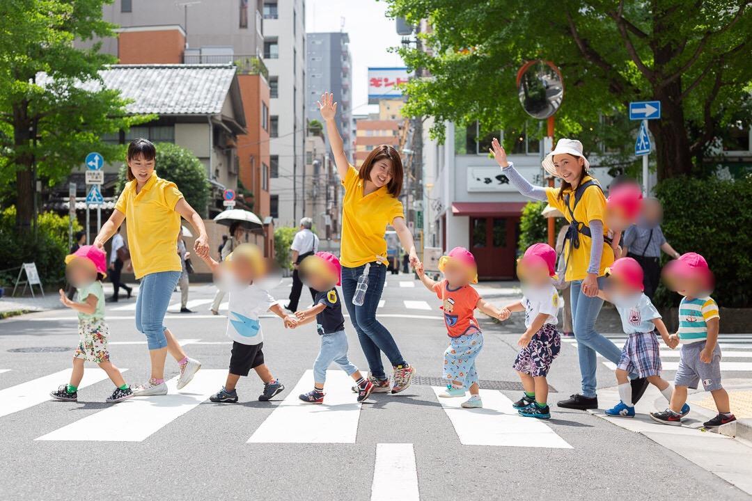 まちのてらこや保育園|東京都中央区*年休123日