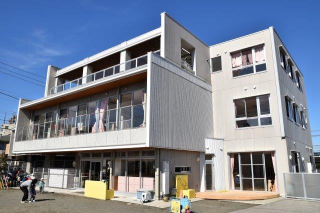 神愛保育園|神奈川県藤沢市*家賃補助あり