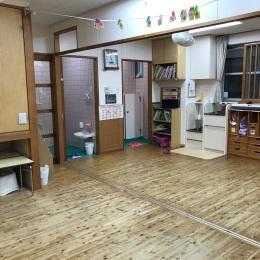 つくしんぼ西保育園|淀川区東三国*派遣のお仕事