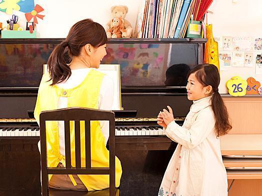 蓮美幼児学園 もりのみやナーサリー|大阪市中央区*派遣