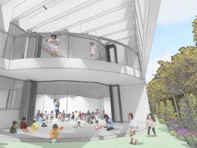 Picoナーサリ玉川上水公園|東京都杉並区*借り上げ社宅制度